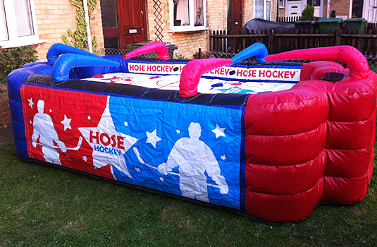 Hose hockey