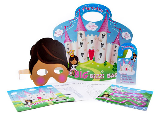 Bounce4Fun Birthday Party Bags