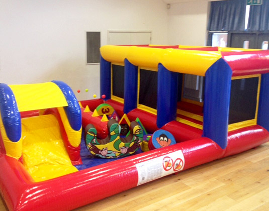 Deluxe playzone